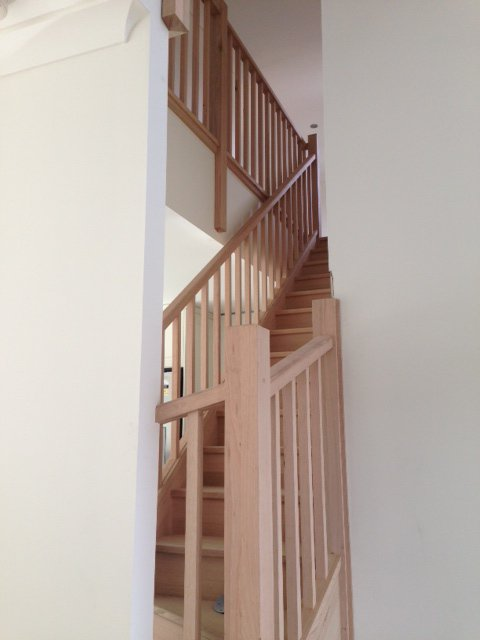 Stair Case Gallery