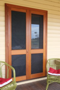 Flyscreen Doors & Collection Wooden Flywire Doors Pictures - Losro.com
