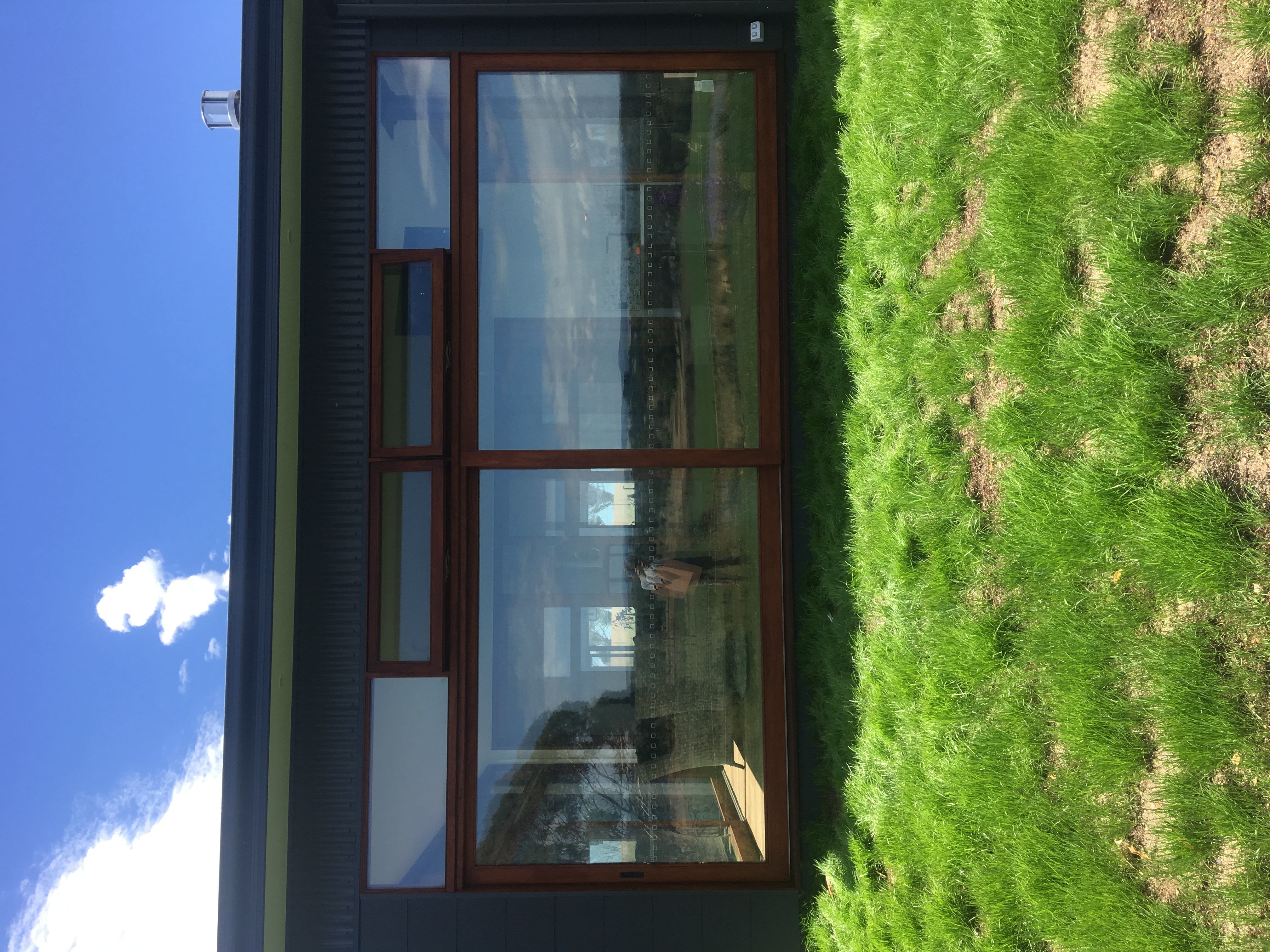 Awnings and Fixed Glass Over LNS Scheme A