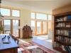 French Doors with Fixed Door Sidelights and Highlights