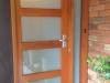 4 Lite Entrance Door with Trans Laminate