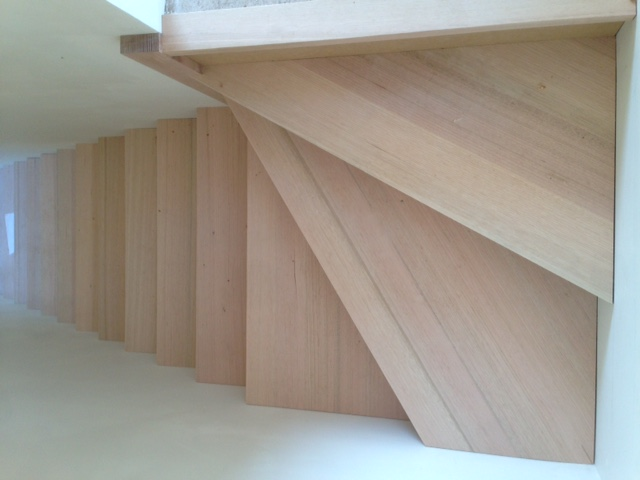 Stairs with Winders and Treads