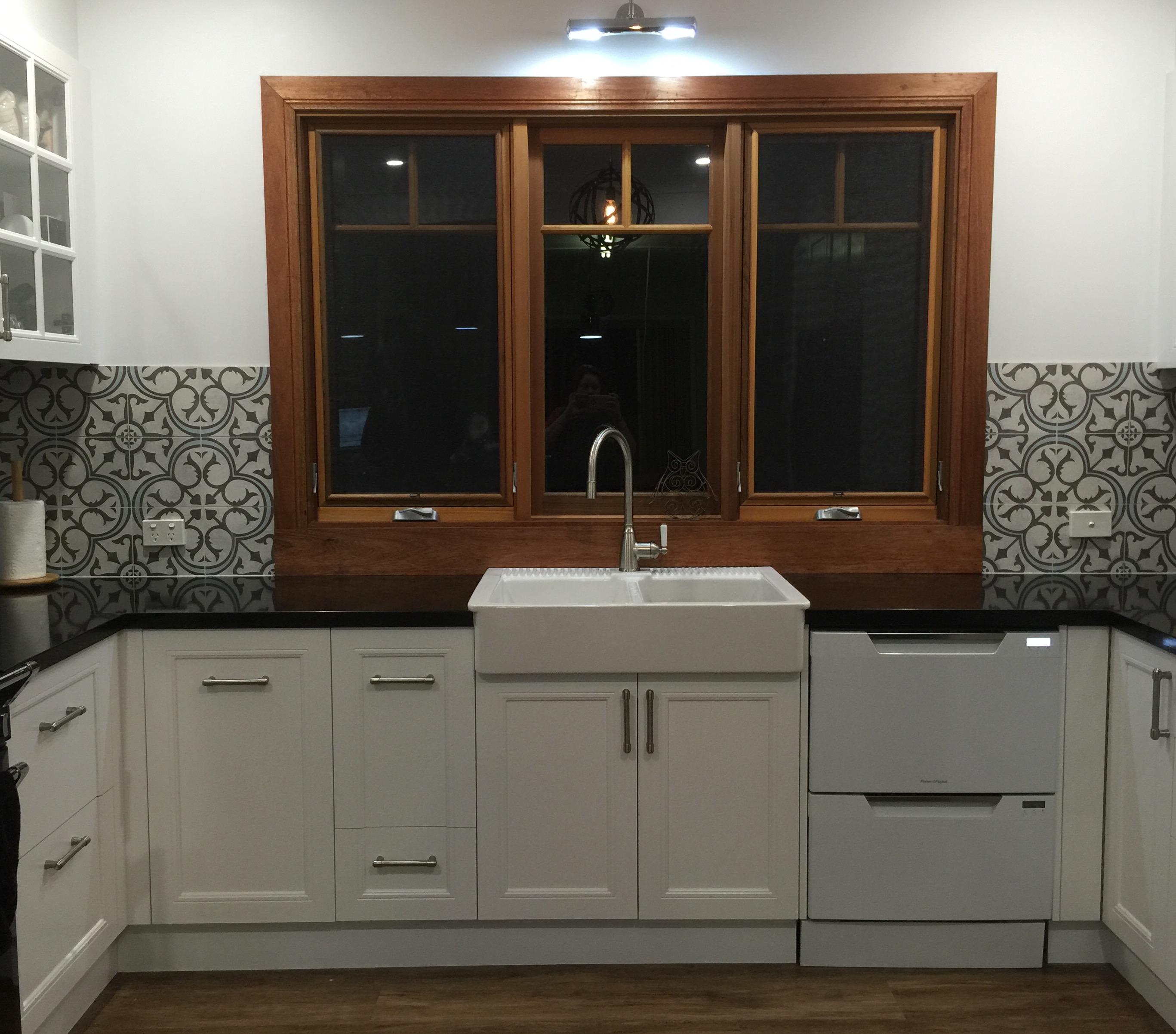 Cameron Kitchen Window